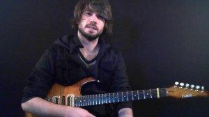 Online Guitar Lessons - Tapping 7th Chord Arpeggios like G...