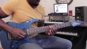 Guitar Lessons - Mixolydian Ear Training - Major 3rds Phrase