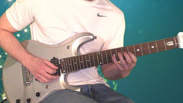 melodic lead over djent guitar lessons. Black Bedroom Furniture Sets. Home Design Ideas