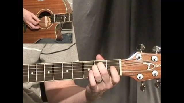 Chord Progressions Am Fmaj7 C Em Guitar Lessons