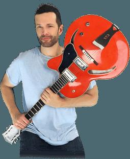Guitar Instructor - Matt Cloak