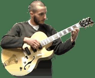 Guitar Instructor - Mike Edwin